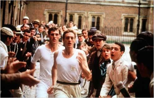 Les Chariots de feu.Chariots of fire.1981.real : Hugh Hudson.Ben Cross.Ian Charleson.COLLECTION CHRISTOPHEL