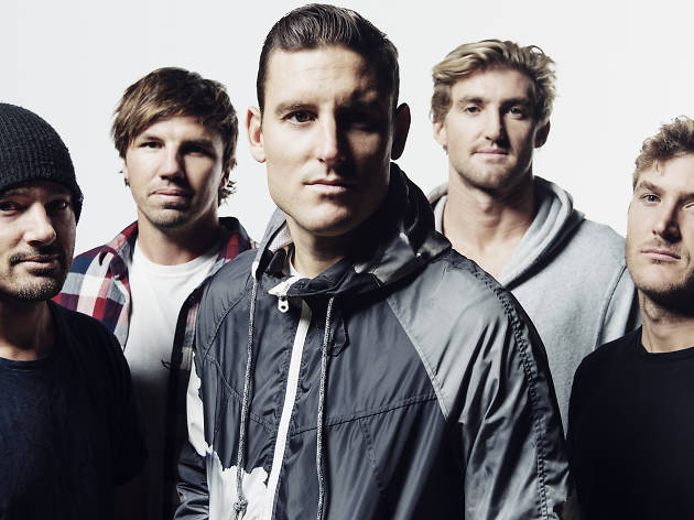 Parkway Drive + Architects + Thy Art Is Murder