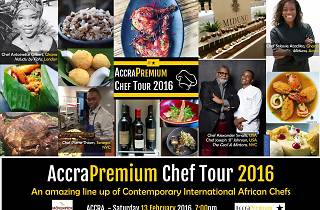African Chef Tour 2016