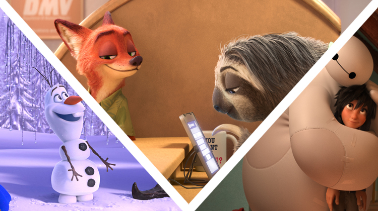 Watch a different Disney movie every day during El Capitan's Countdown to 'Zootopia'