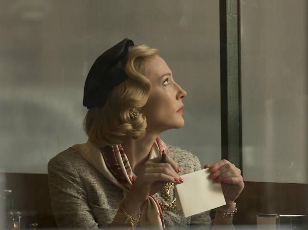 Carol con Cate Blanchett