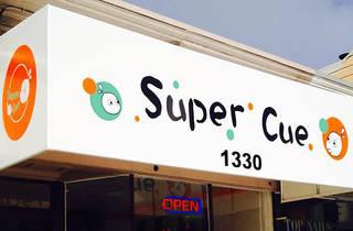 Super Cue Cafe