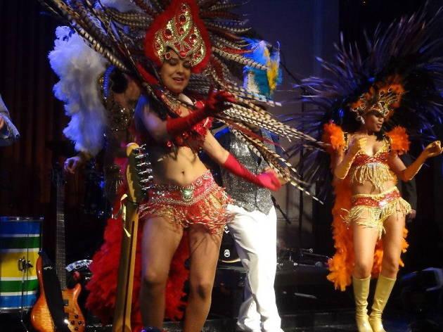 Chicago Samba Carnaval 2016