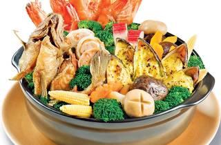 Tai Thong Chinese New Year banquet