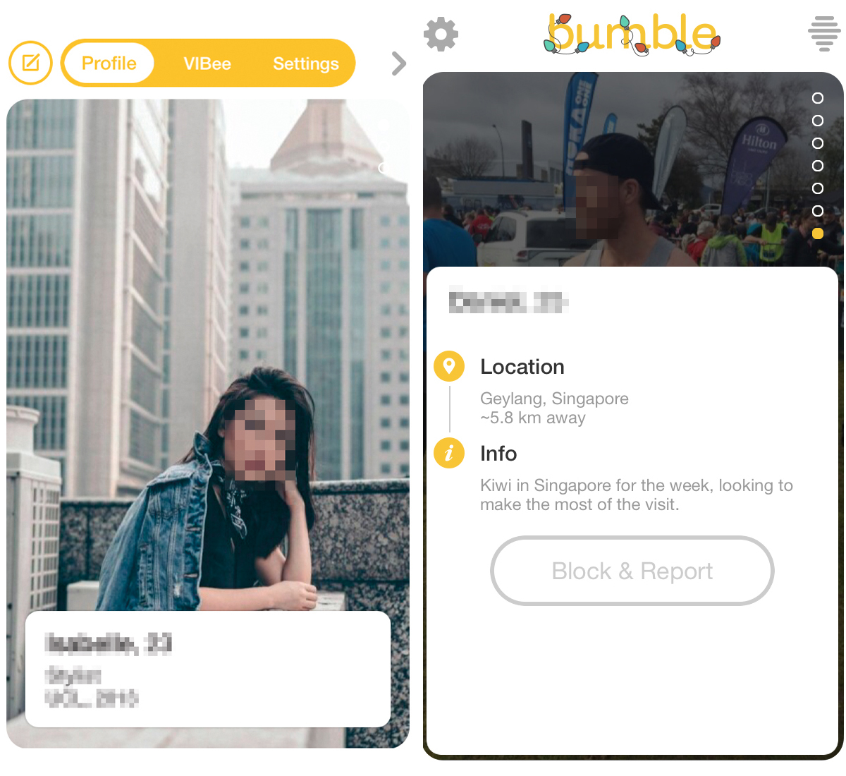 How to deactivate bumble