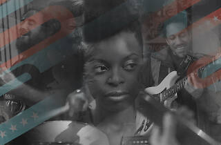 Festival Madrid Es Negro 2016: Okoumé All Stars