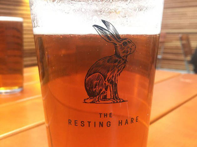 The Resting Hare