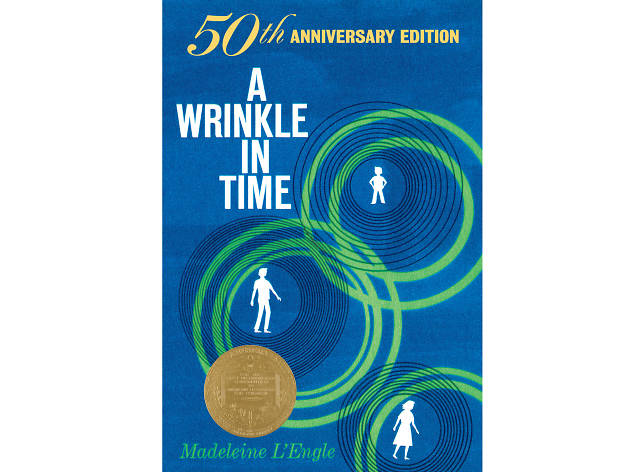 100 best children's books: A Wrinkle in Time