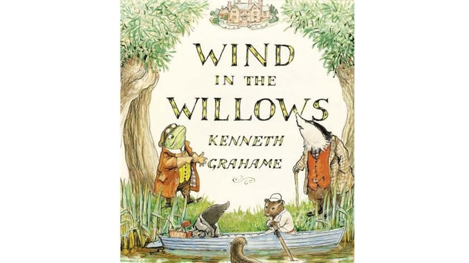 100 best children's books: Wind in the Willows