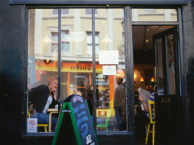 Peter de Wit's Café
