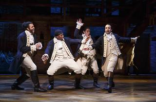 You can score $10 'Hamilton' tickets thanks to the musical's new lottery app
