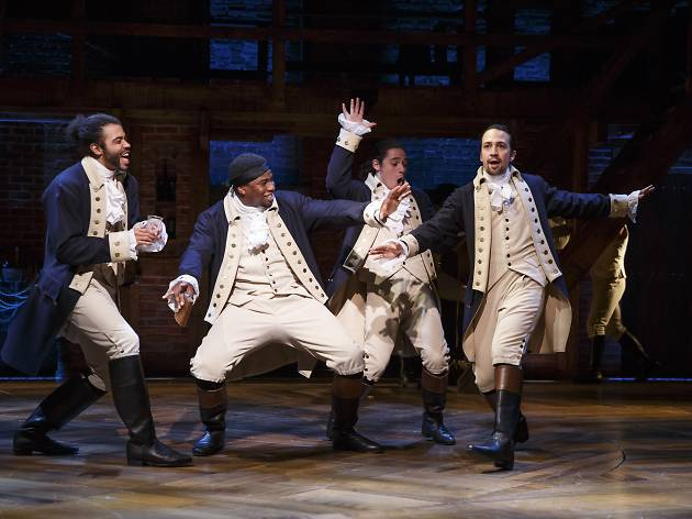 Hamilton' is coming to L A  (again) along with 'Frozen' and