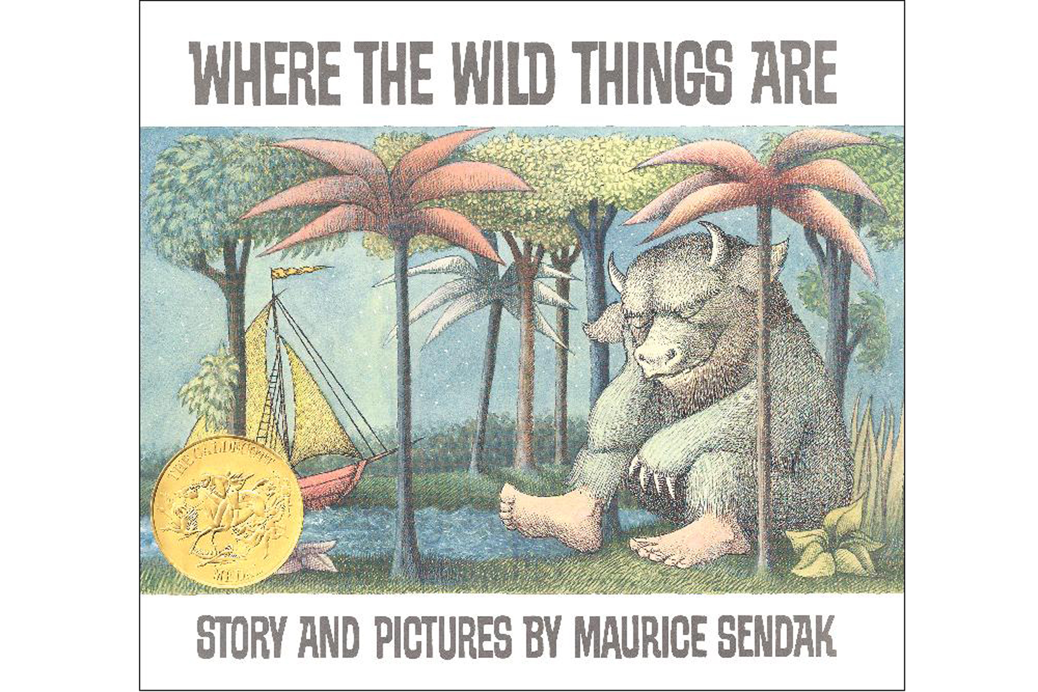100 best children's books: Where the Wild Things Are