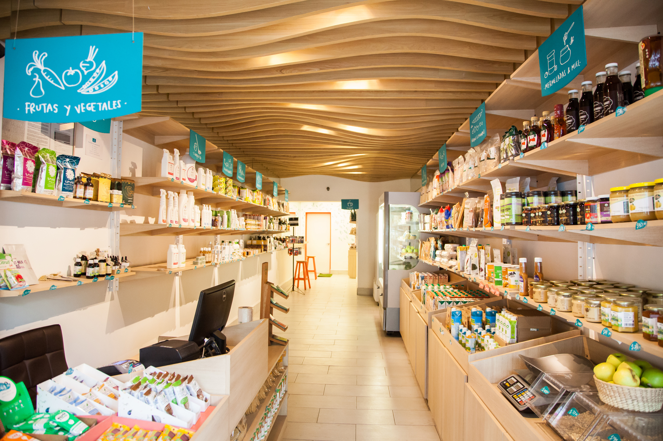 Nanti Organic Market
