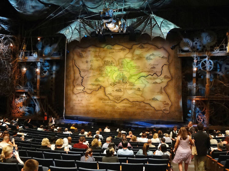 See a last-minute Broadway show