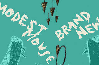 Modest Mouse + Brand New