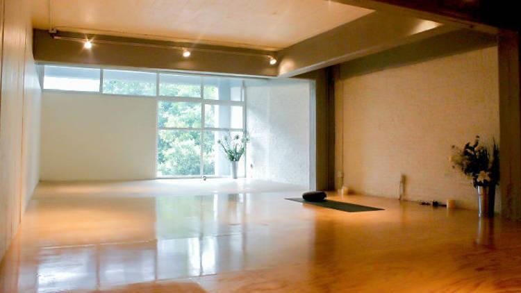 Lugares para practicar yoga en la CDMX