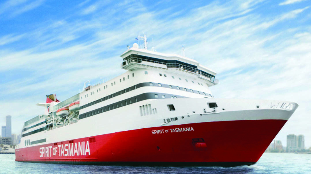The Spirit of Tasmania