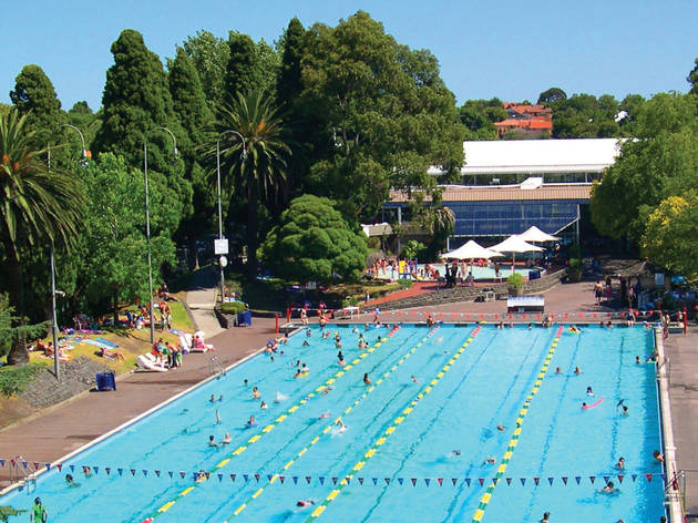 The Best Outdoor Pools In Melbourne