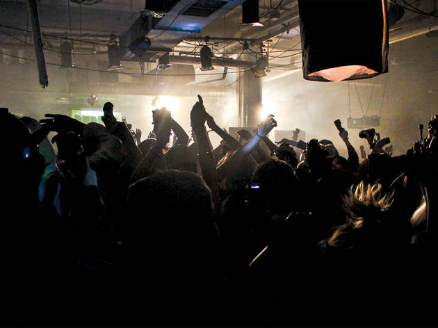 Where to party on weeknights