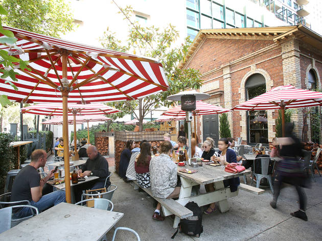 The best outdoor queer-friendly bars in Melbourne