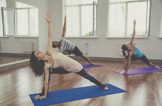 Yoga en la Ciudad de México