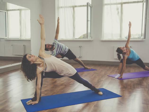 Yoga contra el estrés