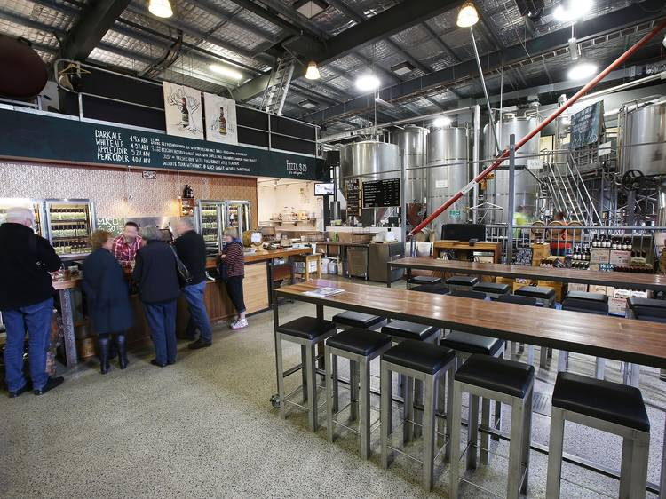 White Rabbit Brewery and Barrel Hall