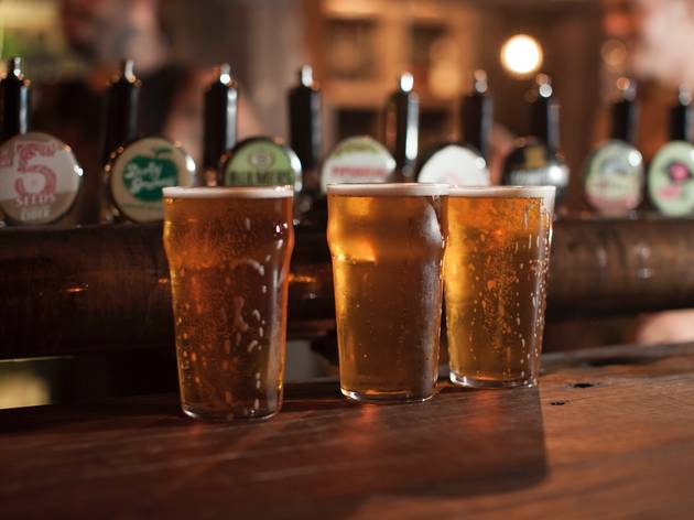 Drink your favourite craft beer from the source