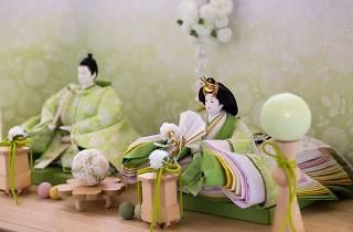 横浜人形の家 ひな人形展