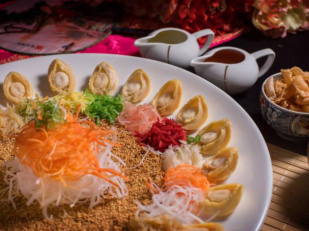 Tao Chinese New Year yee sang