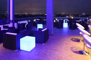 Relax Night at City Lights Rooftop Lounge and Bar