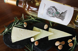 Valentine's Day Cheese and Wine Special at Catalunya