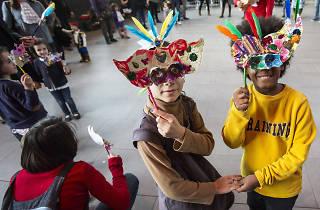 Carnival 2016: Hats, masks and dance workshop