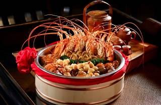 Mandarin Oriental - CNY, Cherry Garden