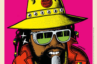 In Fine Style: The Dancehall Art of Wilfred Limonious
