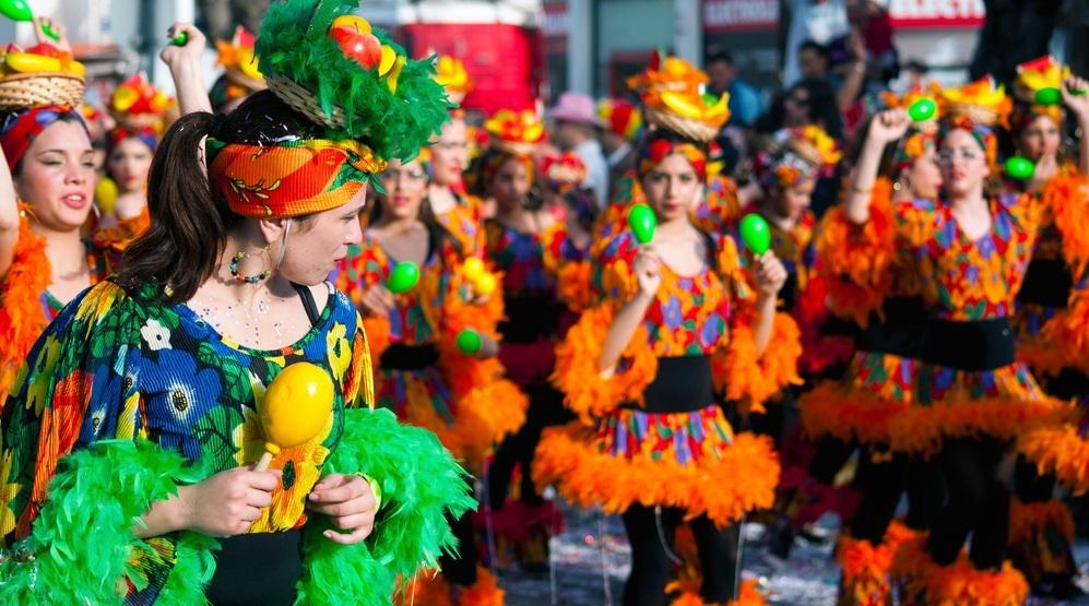 ¡Carnaval en Madrid!