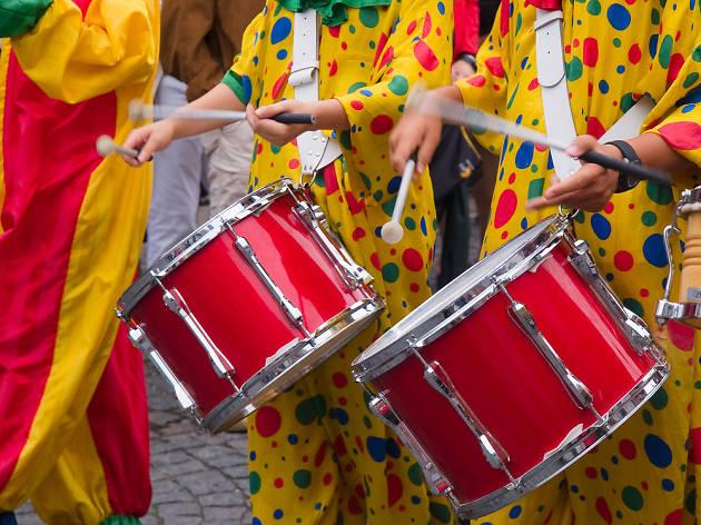 Carnaval 2016: Músicas y danzas del mundo