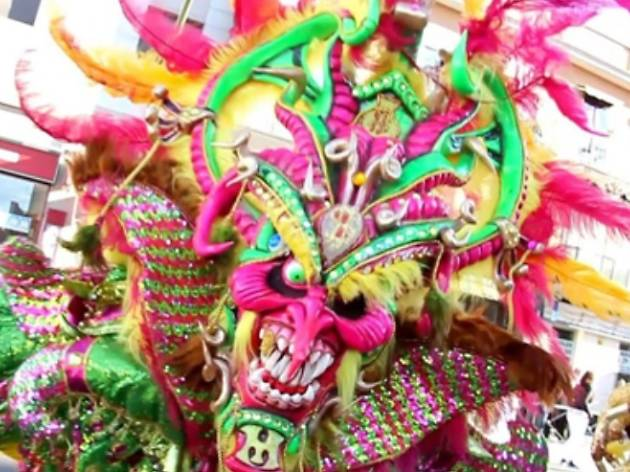 Carnaval 2016: Gran Pasacalles