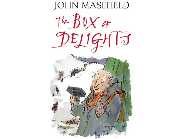 100 best children's books: The Box of Delights