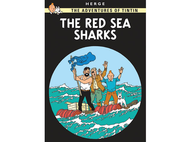100 best children's books: Tintin