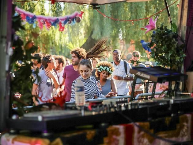 Les festivals de musique de l'été