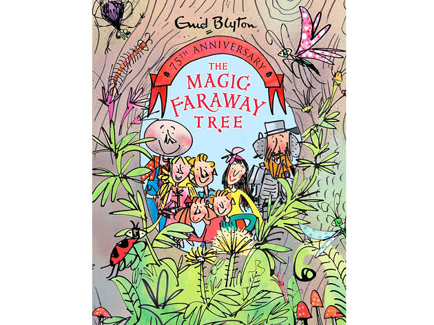 100 best children's books: The Magic Faraway Tree