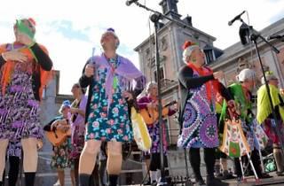 Carnaval 2016: IX Encuentro de Murgas y Chirigotas