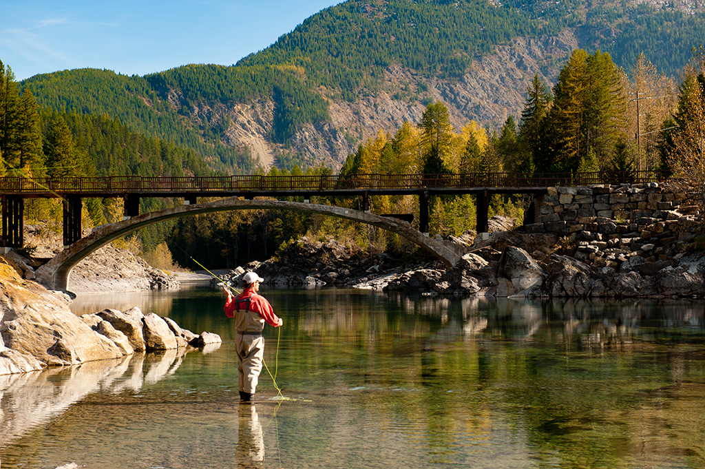 Best things to do at glacier national park montana for Fly fishing glacier national park