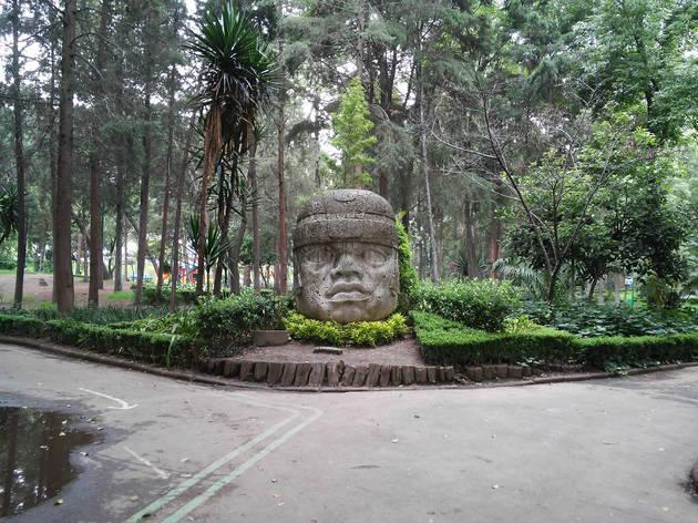 Parque Luis G. Urbina (Parque Hundido)