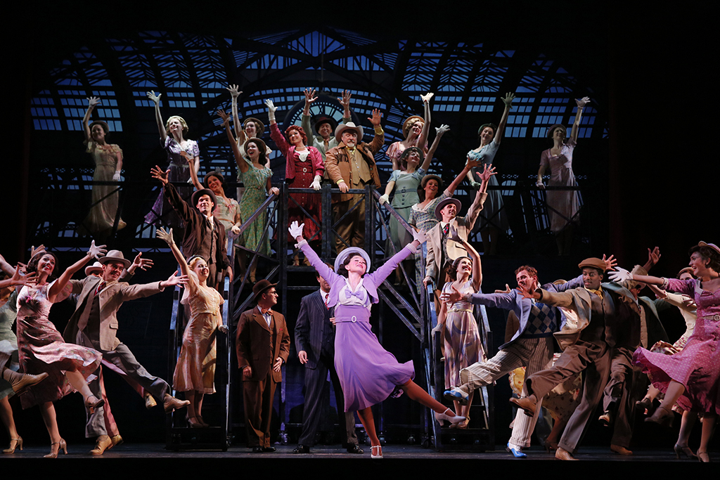 Broadway shows on tour in 2016