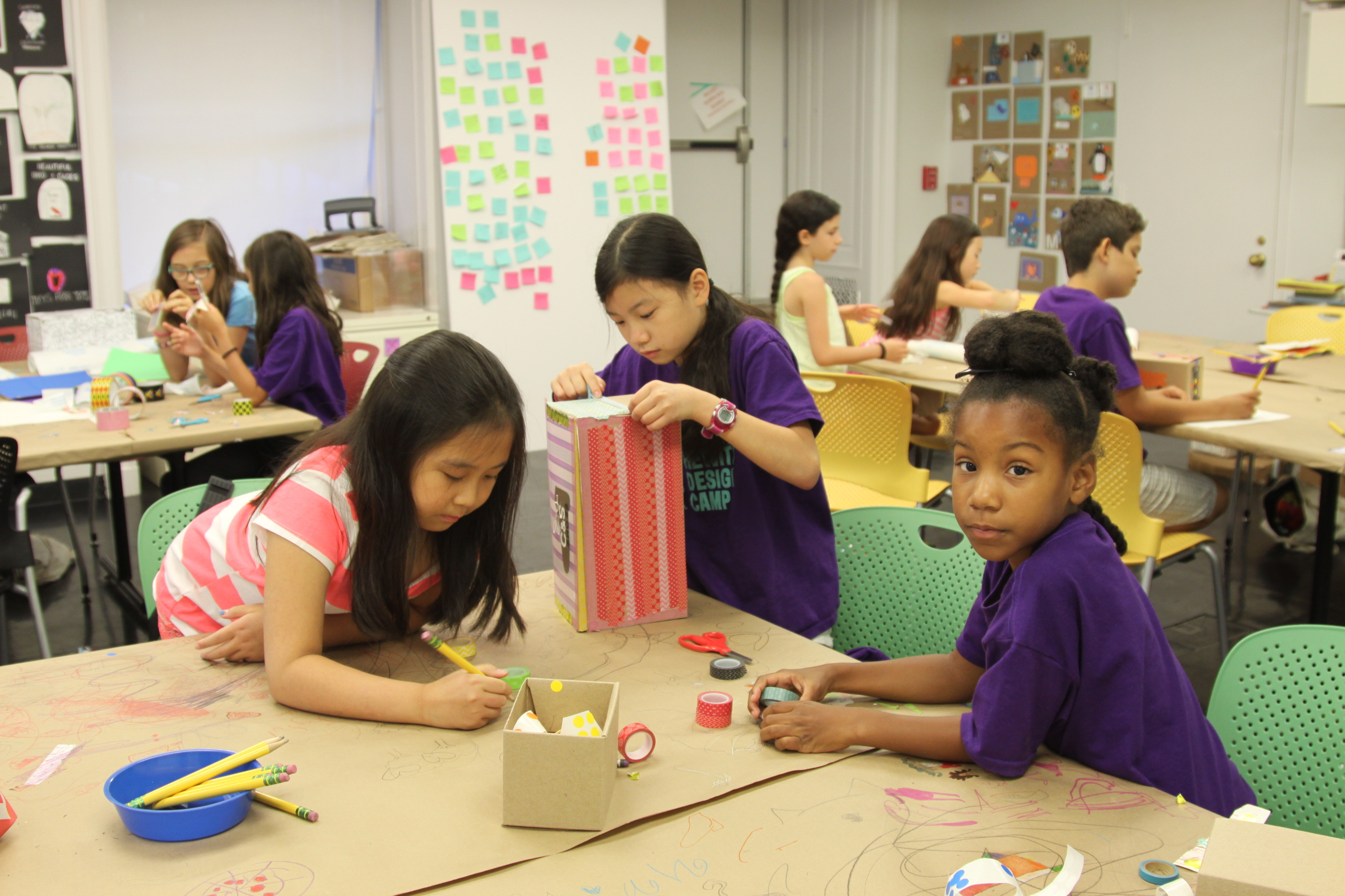 Cooper Hewitt Design Camp