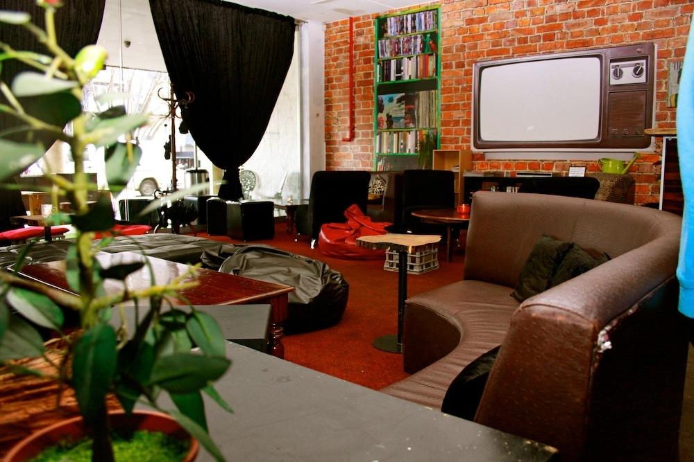 Interior at 29th Apartment