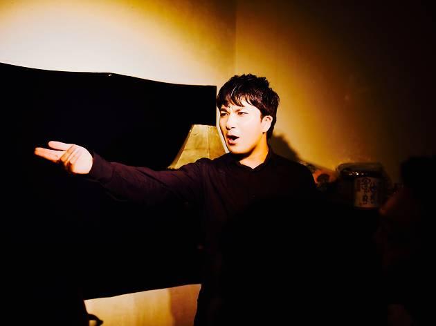 Seiji & MINAMI-AOYAMA MANDALA presents Le Monde de Seiji ~聖児の世界~